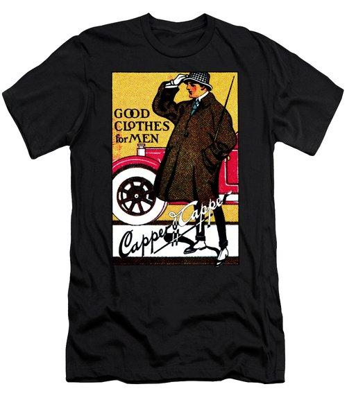 1920's Vintage Men's Clothing Men's T-Shirt (Athletic Fit)