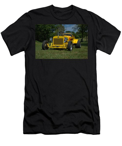 1928 Ford Bucket T Hot Rod Men's T-Shirt (Athletic Fit)