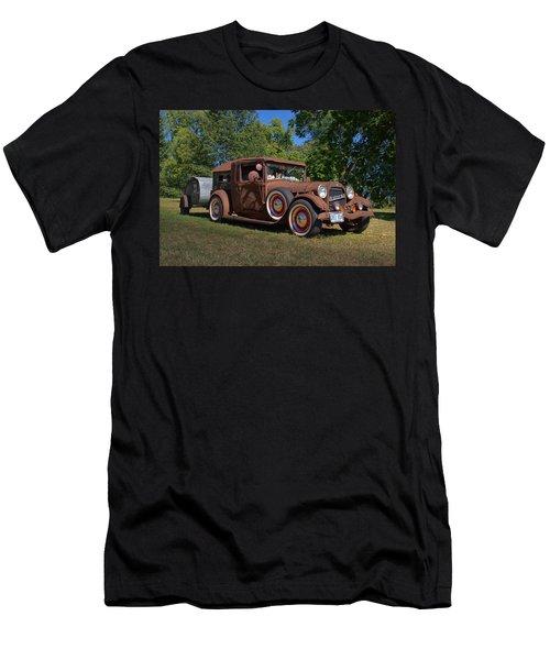 1928 Oldsmobile Camper Special Men's T-Shirt (Athletic Fit)