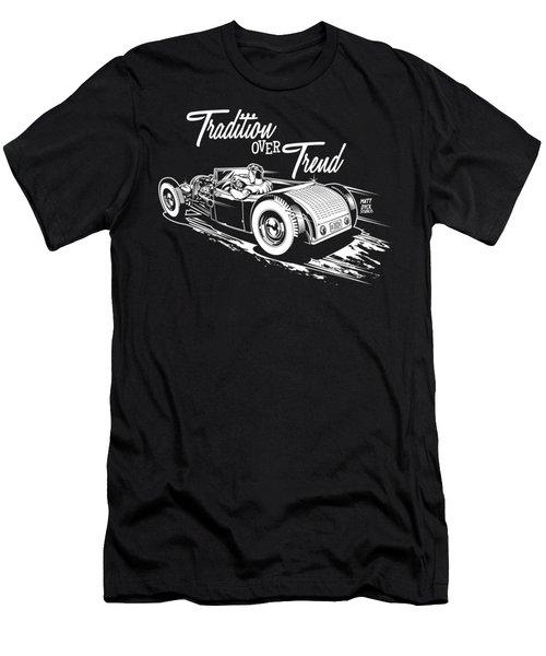 1929 Roadster Design Men's T-Shirt (Athletic Fit)