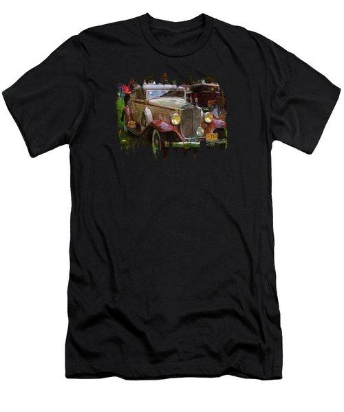 1932 Packard 900 Men's T-Shirt (Slim Fit) by Thom Zehrfeld