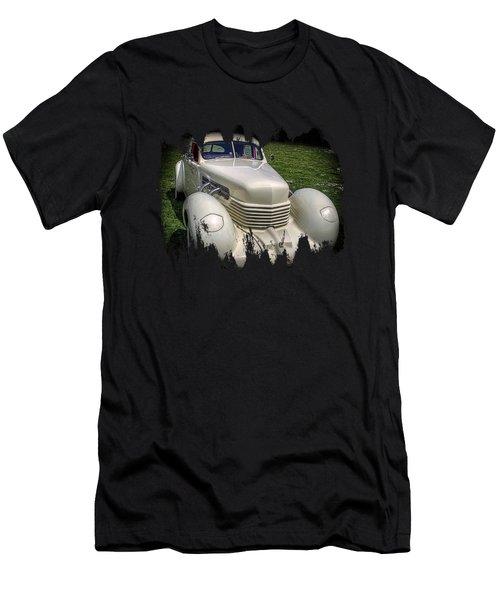 1936 Cord Automobile Men's T-Shirt (Athletic Fit)