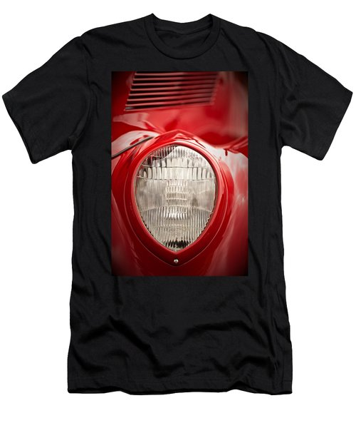 1937 Ford Headlight Detail Men's T-Shirt (Athletic Fit)