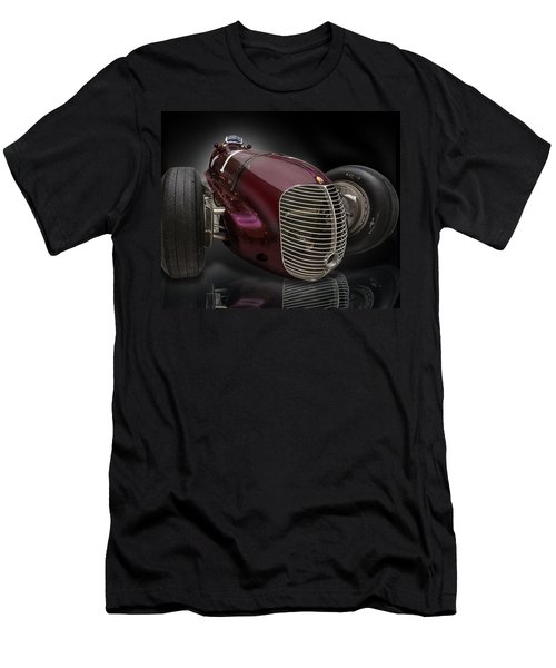 1939 Maserati 8ctf Indy Racer Men's T-Shirt (Slim Fit) by Gary Warnimont