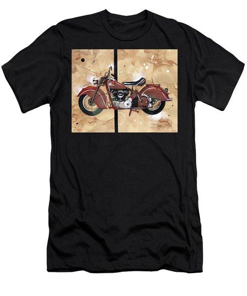 1946 Chief Men's T-Shirt (Athletic Fit)
