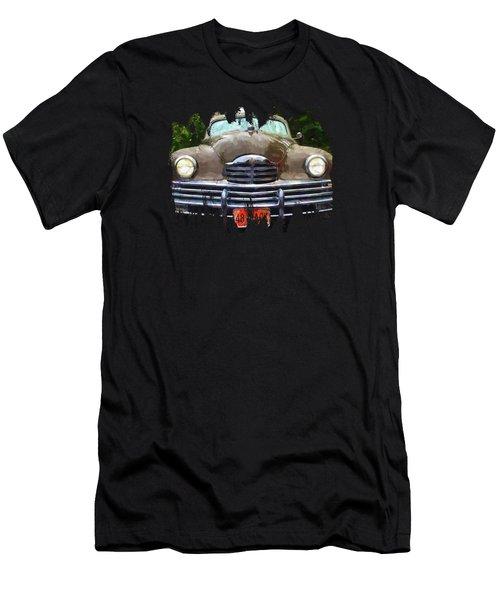 1948 Packard Super 8 Touring Sedan Men's T-Shirt (Athletic Fit)