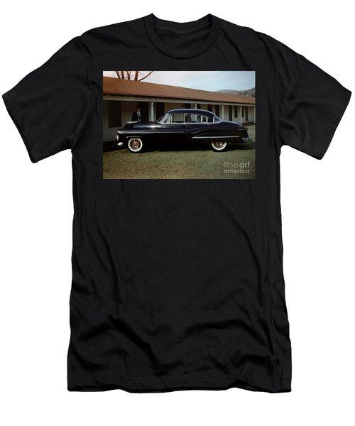 1950 Oldsmobile Futuramic 88 Convertible Men's T-Shirt (Athletic Fit)
