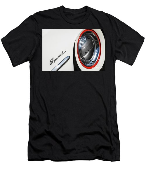 Men's T-Shirt (Slim Fit) featuring the photograph 1953 Special by Dennis Hedberg