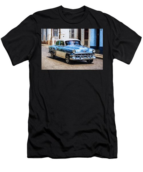 1954 Chevy Cuba Men's T-Shirt (Athletic Fit)