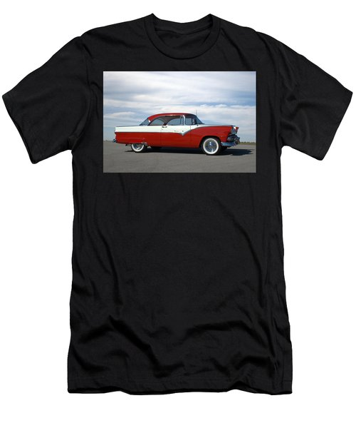 1955 Ford Victoria Men's T-Shirt (Athletic Fit)