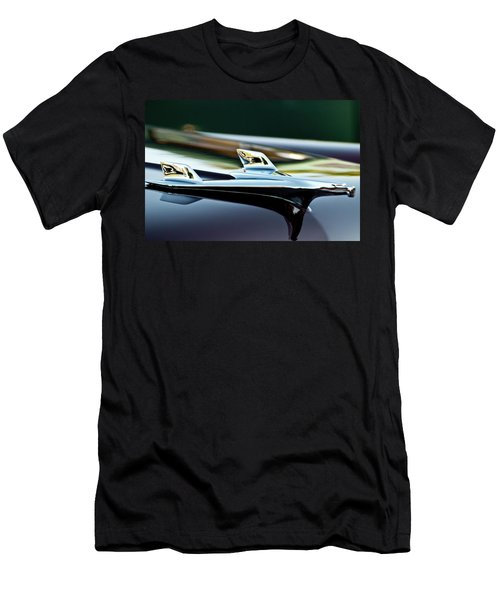 1956 Chevy Belair Hood Ornament Flying 1 Men's T-Shirt (Athletic Fit)
