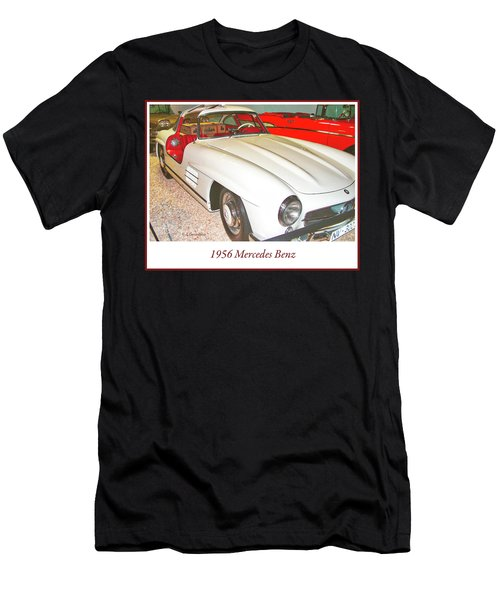 1956 Mercedes Benz Men's T-Shirt (Athletic Fit)