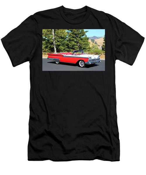 1959 Ford Fairlane 500 Men's T-Shirt (Athletic Fit)