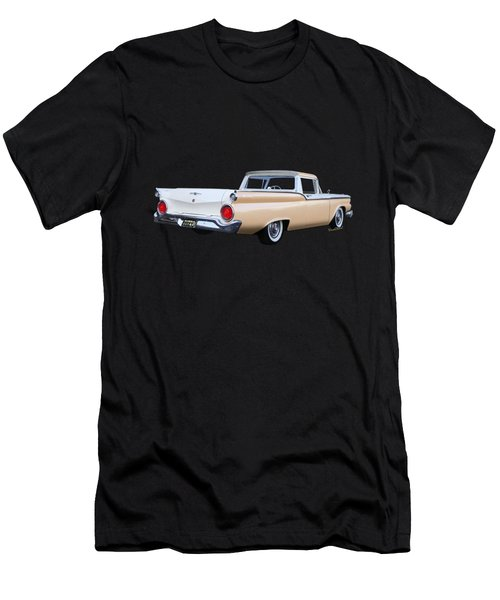 1959 Ford Ranchero 1st Generation Men's T-Shirt (Athletic Fit)