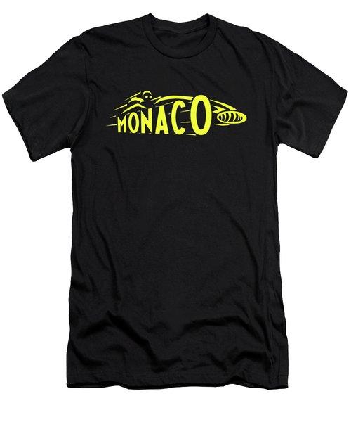 1961 Monaco Grand Prix Men's T-Shirt (Athletic Fit)