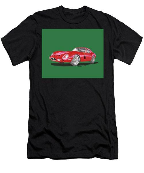 Ferrari G T O Especial Men's T-Shirt (Athletic Fit)