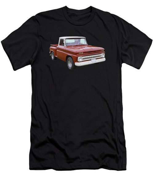 1965 Chevrolet Pickup Truck Men's T-Shirt (Athletic Fit)