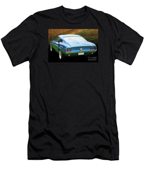 1967 Mustang Men's T-Shirt (Athletic Fit)