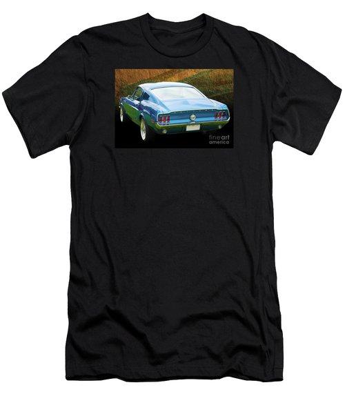 1967 Mustang Men's T-Shirt (Athletic Fit)