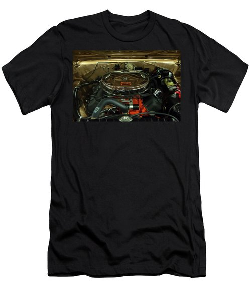 1967 Plymouth Belvedere Gtx 426 Hemi Motor Men's T-Shirt (Athletic Fit)