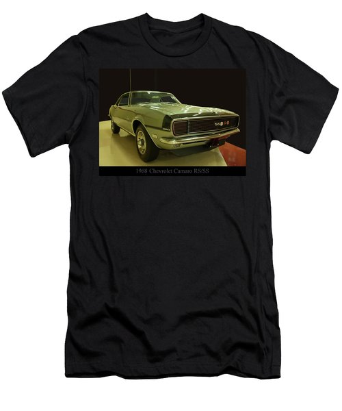 1968 Chevy Camaro Rs-ss Men's T-Shirt (Athletic Fit)