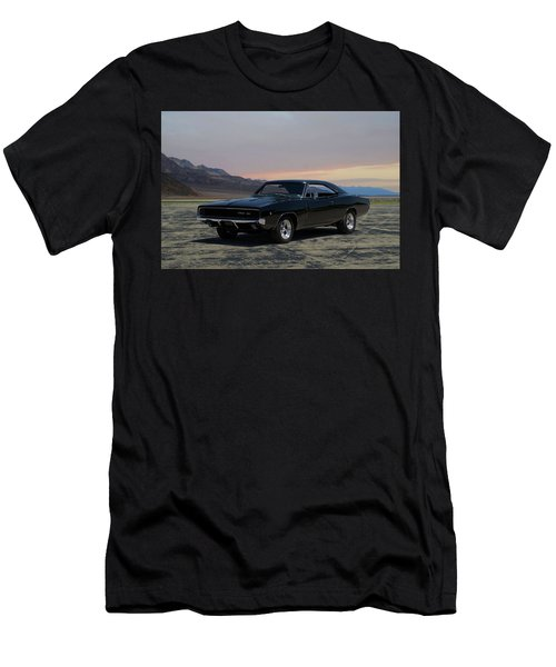 1968 Dodge Charger Rt 440 Men's T-Shirt (Athletic Fit)