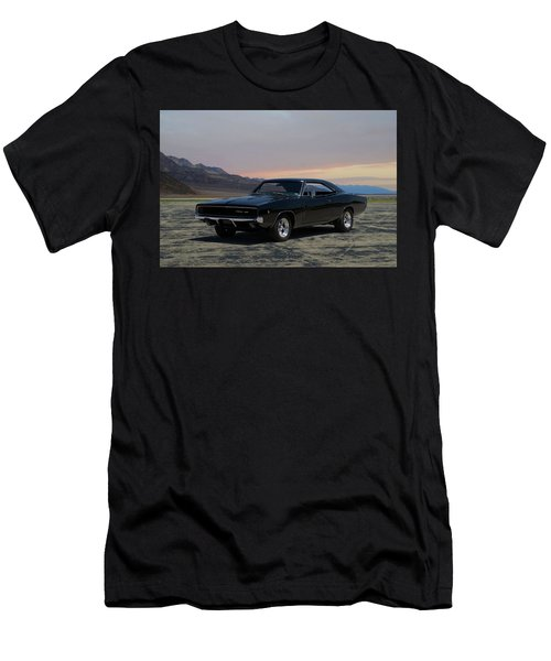 1968 Dodge Charger Rt 440 Men's T-Shirt (Athletic Fit)