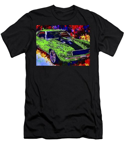 1969 Camaro Z28 Men's T-Shirt (Athletic Fit)