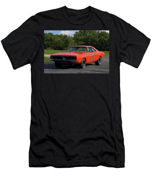 1969 Dodge Charger Rt Men's T-Shirt (Athletic Fit)
