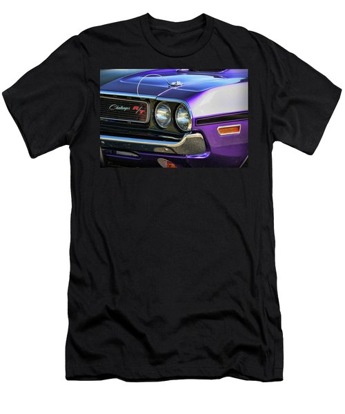 1970 Dodge Challenger Rt 440 Magnum Men's T-Shirt (Athletic Fit)