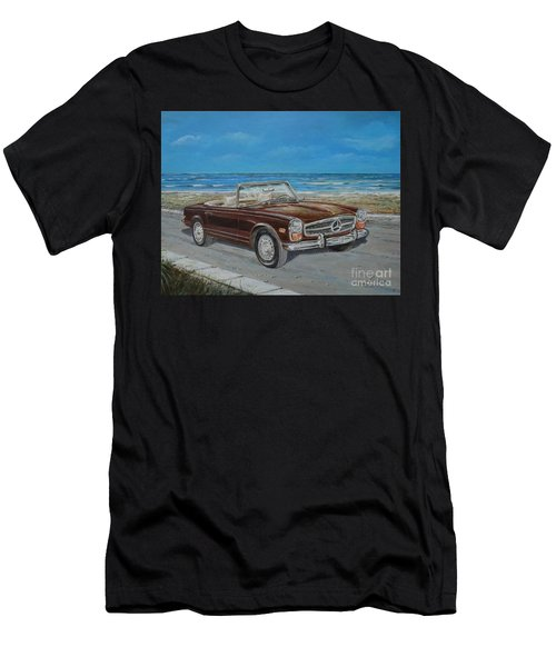 1970 Mercedes Benz 280 Sl Pagoda Men's T-Shirt (Athletic Fit)