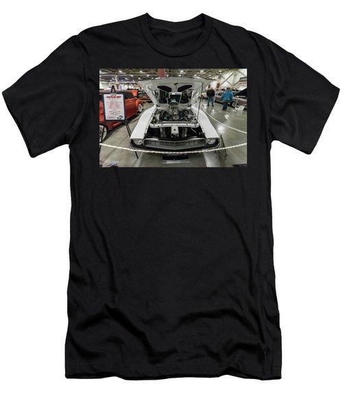 Men's T-Shirt (Slim Fit) featuring the photograph 1972 Javelin Sst 2 by Randy Scherkenbach