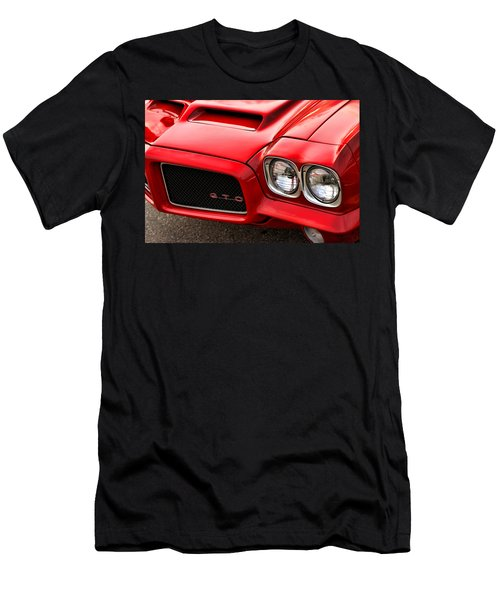 Men's T-Shirt (Slim Fit) featuring the photograph 1972 Pontiac Gto by Gordon Dean II