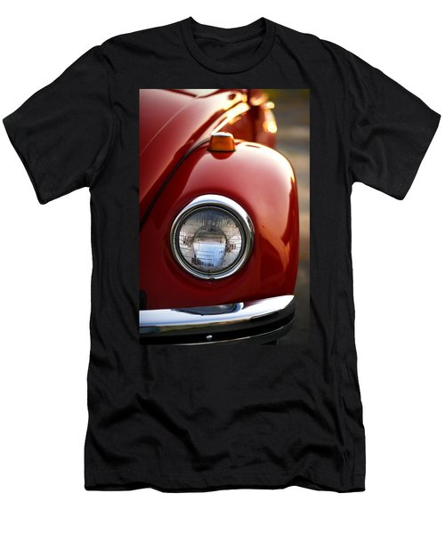 1973 Volkswagen Beetle Men's T-Shirt (Athletic Fit)