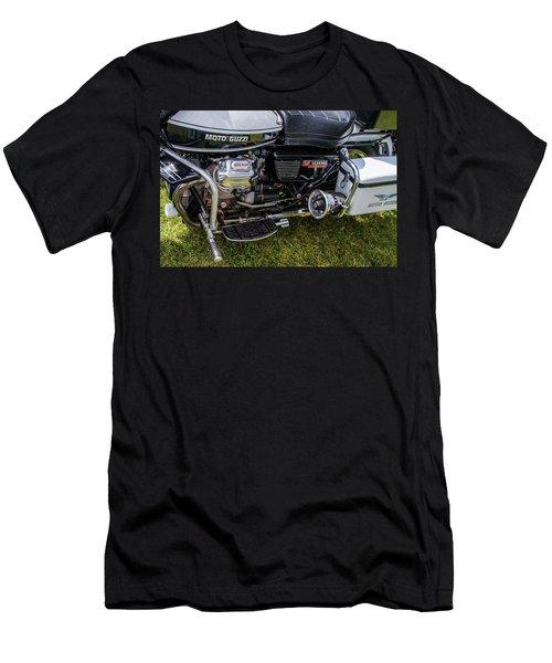 1976 Motto Guzzi V1000 Convert Men's T-Shirt (Athletic Fit)