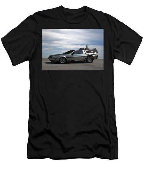 1981 Delorean Dmc12 Men's T-Shirt (Athletic Fit)