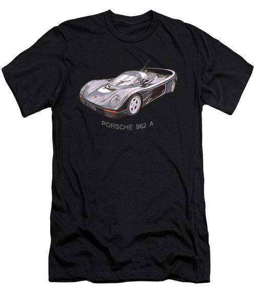 1994 Porsche 962 A Men's T-Shirt (Athletic Fit)