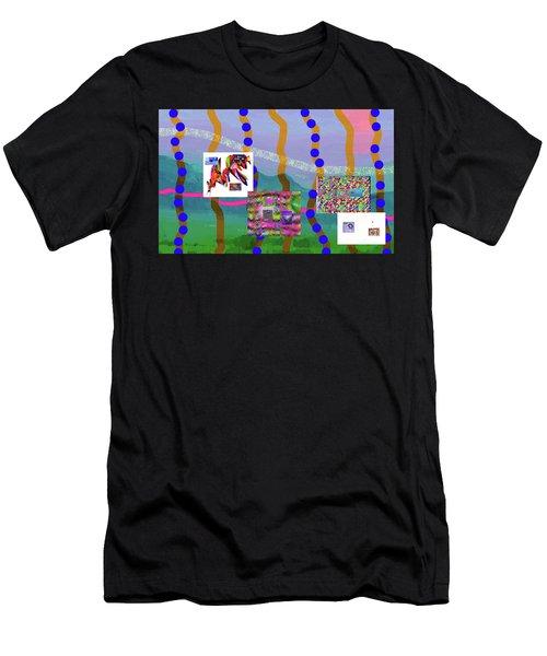 2-14-2057f Men's T-Shirt (Athletic Fit)