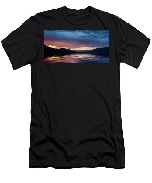 Across The Clouds I See My Shadow Fly Men's T-Shirt (Athletic Fit)