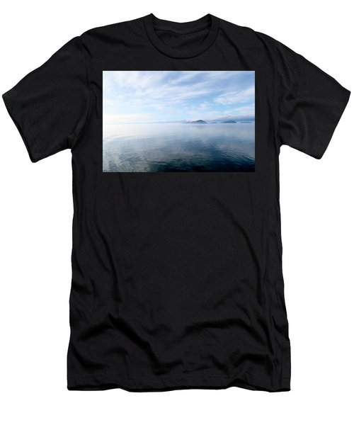 Men's T-Shirt (Athletic Fit) featuring the photograph Alaska by Lucian Capellaro