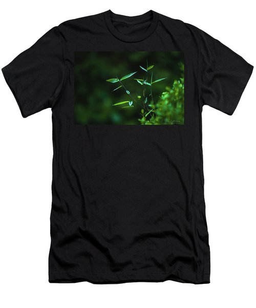 Men's T-Shirt (Athletic Fit) featuring the photograph At Peace by Gene Garnace