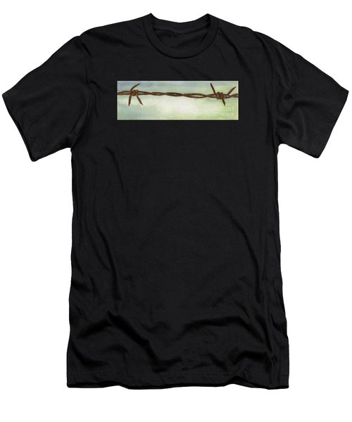 Auschwitz Men's T-Shirt (Athletic Fit)