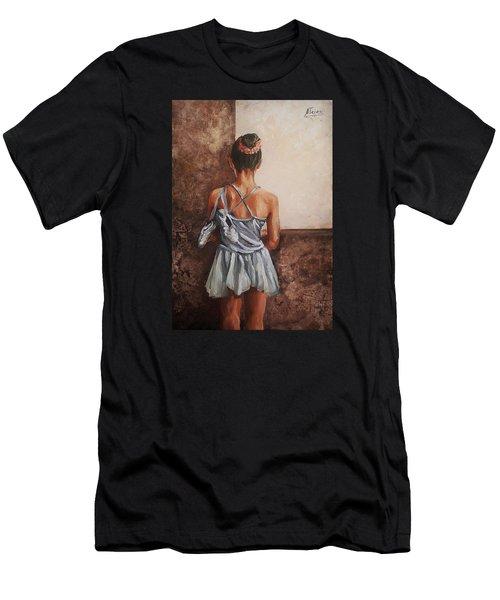 Bailarina Men's T-Shirt (Athletic Fit)