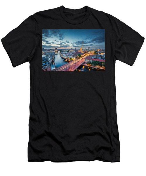 Berlin Men's T-Shirt (Athletic Fit)