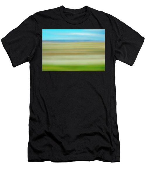 Book Cliffs Men's T-Shirt (Athletic Fit)