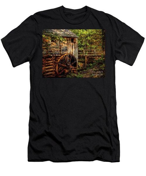 Cades Cove Mill Men's T-Shirt (Athletic Fit)