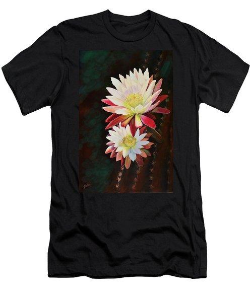 Cereus Business Men's T-Shirt (Athletic Fit)