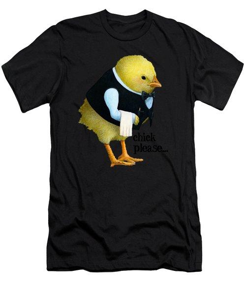 Chick Please... Men's T-Shirt (Athletic Fit)