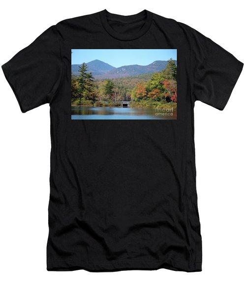 Chocorua Lake Men's T-Shirt (Athletic Fit)