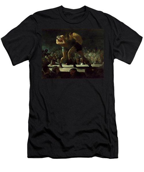 Club Night Men's T-Shirt (Athletic Fit)